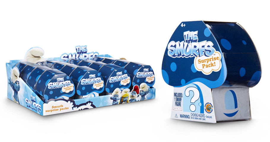 Smurfs Blind Pack