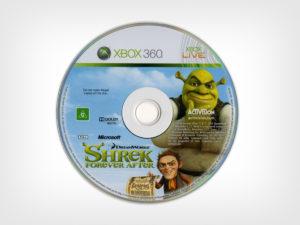 Shrek Disk Design